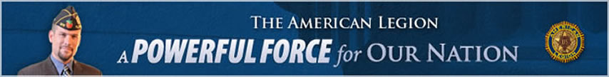 American Legion - A Powerful Force for Our Nation graphic